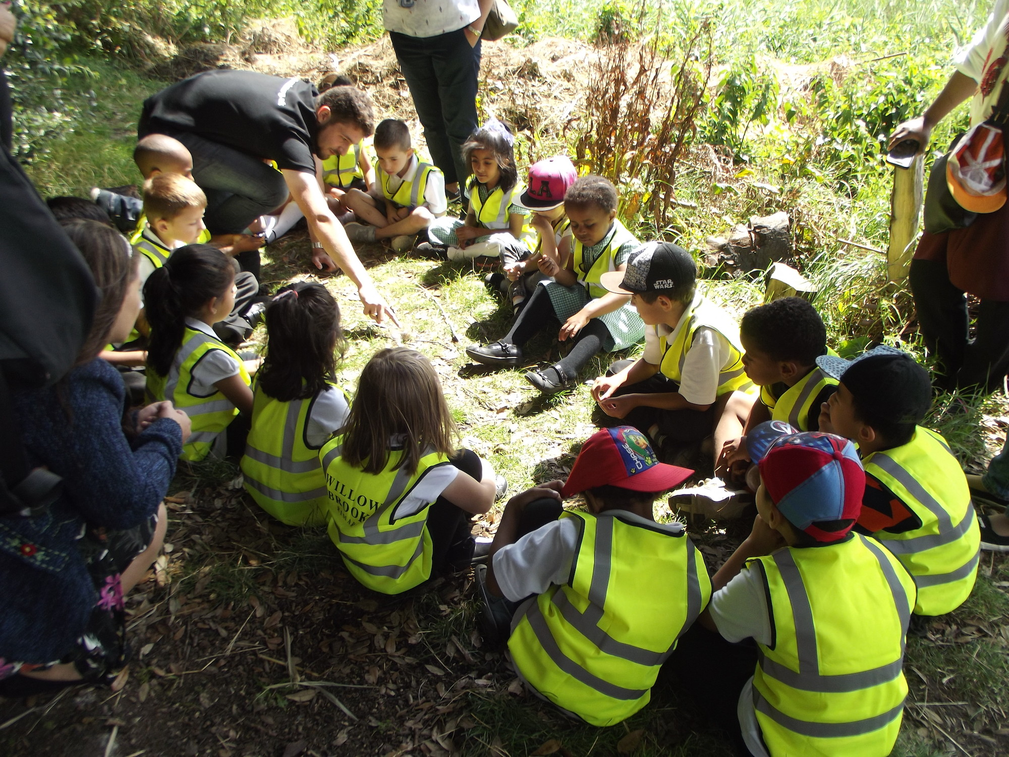 London Wildlife Trust will provide exciting and inspirational outdoor nature lessons for more than 5,000 urban school children during 2018.