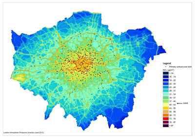 Asthma and clean air: How does air pollution affect young people with asthma?