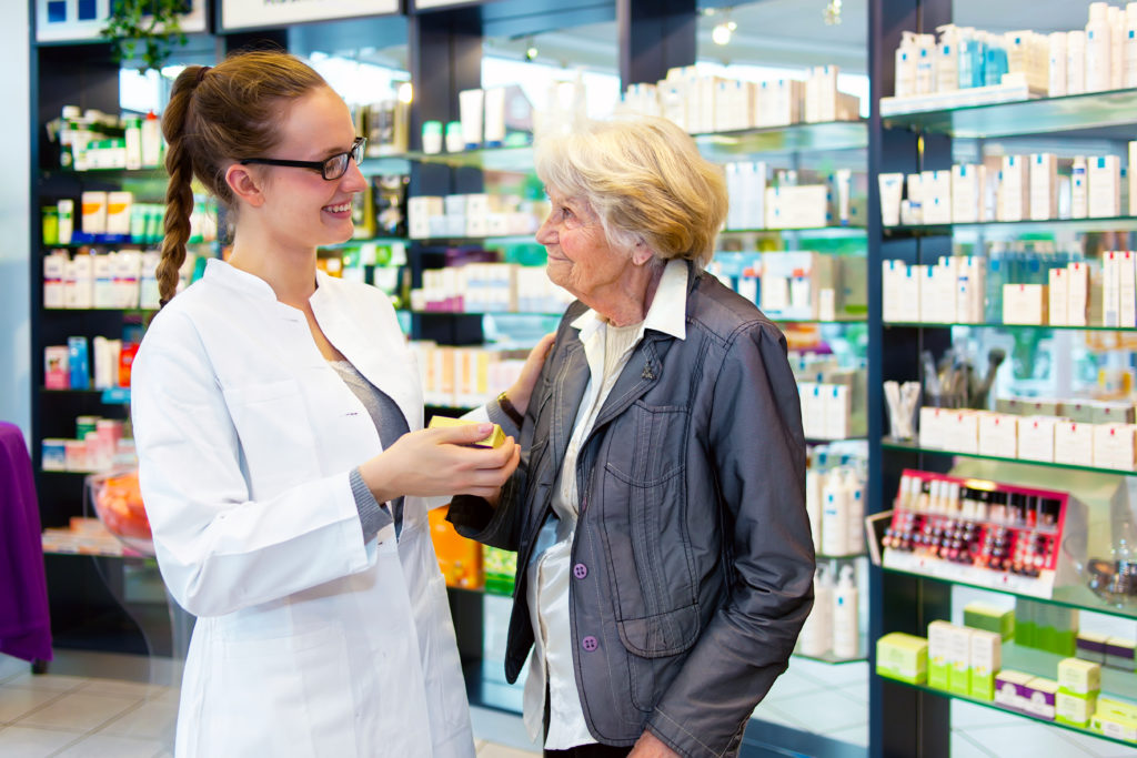 How pharmacies and voluntary organisations are tackling social isolation among older people