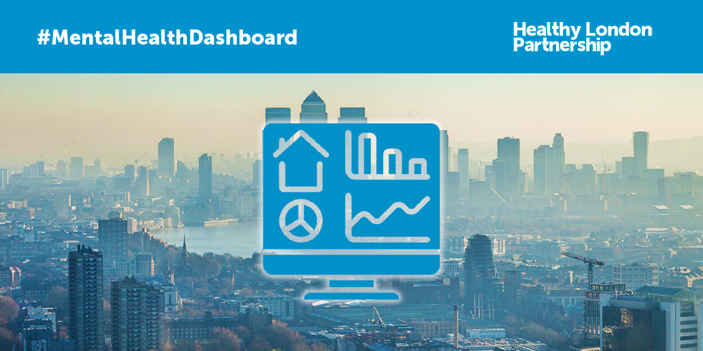 London's one-stop-shop for current and reliable data on mental health services