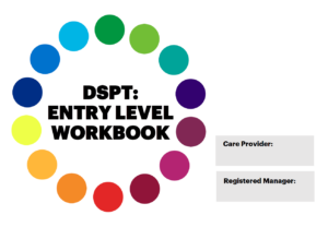 DSPT workbook cover